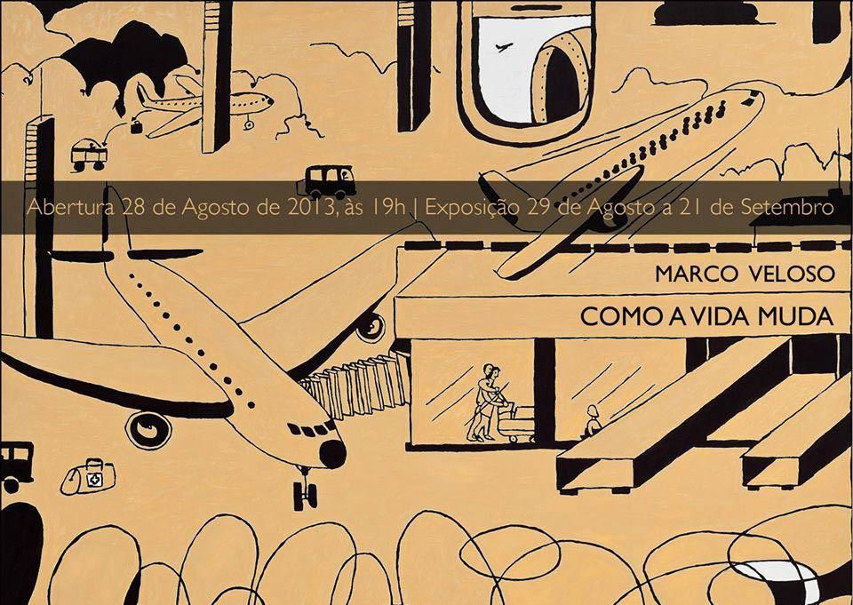 Marco Veloso | Como a Vida Muda | 28 de Agosto