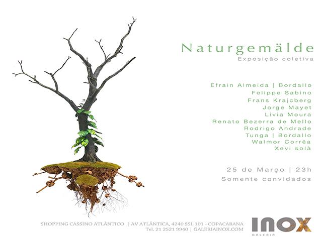 Exposição Coletiva | Naturgemälde | 27 de Março