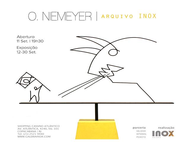 O. Niemeyer | arquivo INOX | 11 de Setembro
