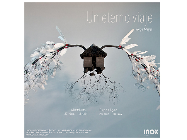 Jorge Mayet | Un eterno viaje | 27 de Outubro